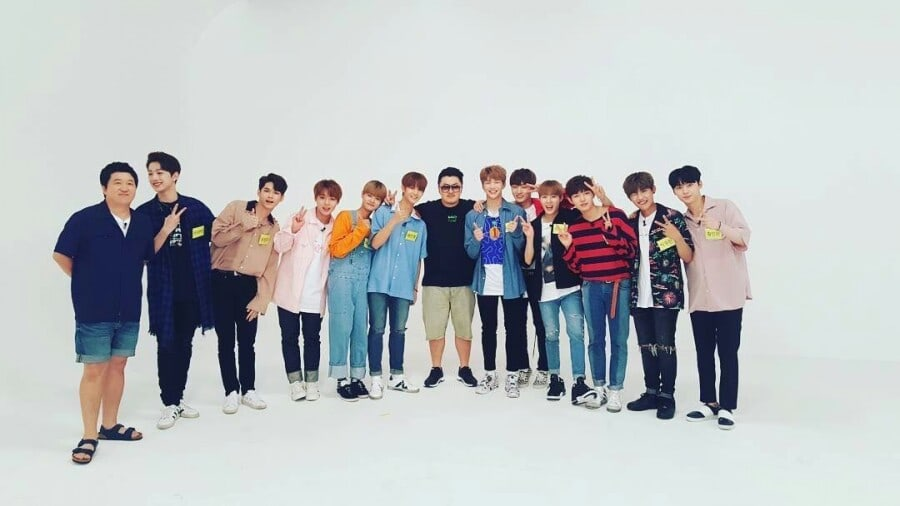 Wanna One Brings Highest Viewership Ratings In Weekly Idol History