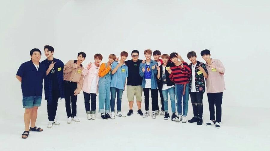 """Wanna One Brings Highest Viewership Ratings In """"Weekly Idol"""" History"""