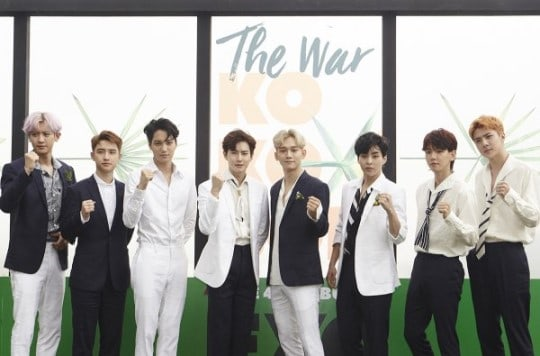 EXO Is On Their Way To Becoming A Quadruple Million Seller