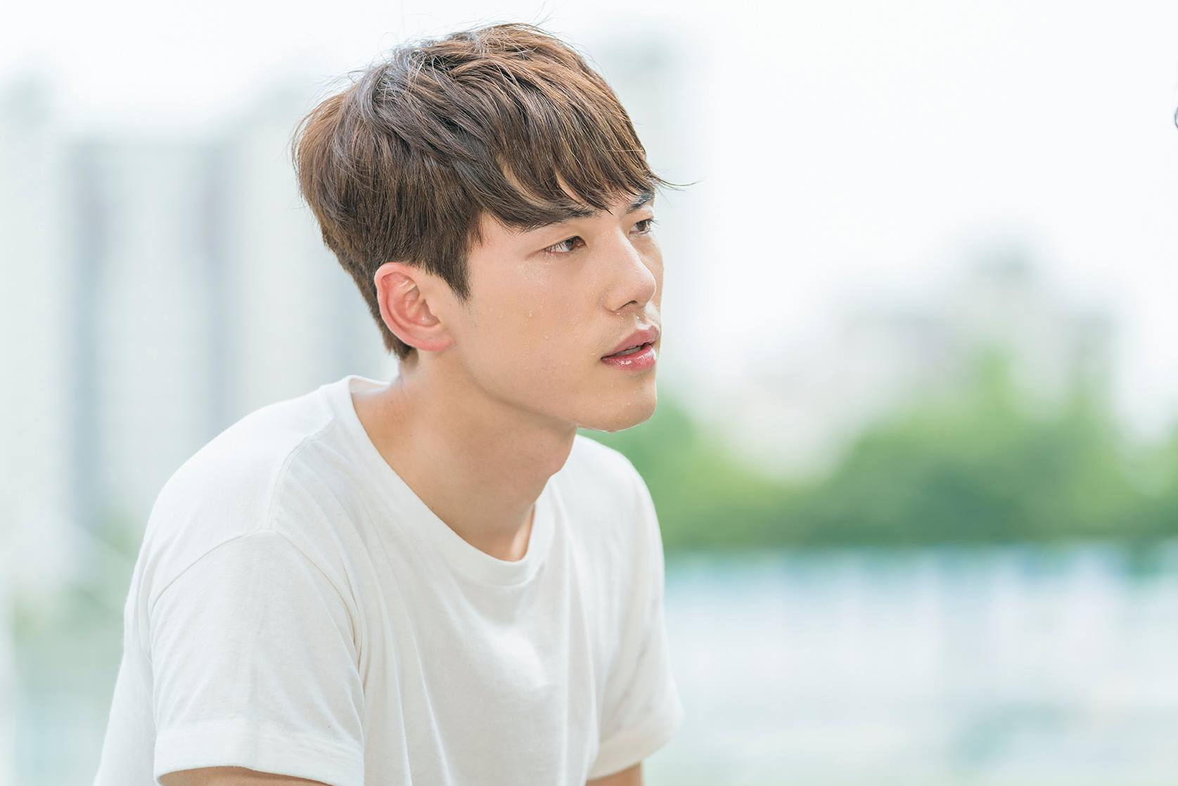 "Kim Jung Hyun Captures Hearts In New ""School 2017"" Stills ... Raising English"