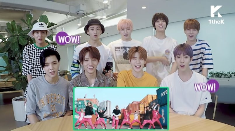 """Watch: NCT 127 Reacts To Impressive Dance Covers Of """"Cherry Bomb"""""""