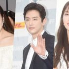Korean Actors Sparkle In The Rain At 13th JIMFF Opening Red Carpet