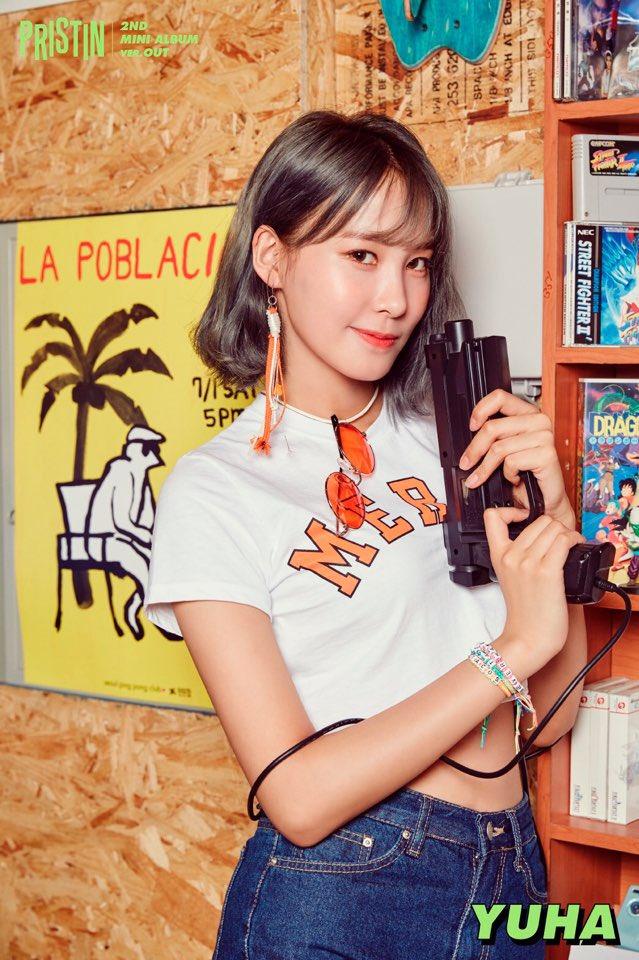 "Pristin >> Mini Album Debut ""HI Pristin"" - Página 2 Pristin-yuha-1"