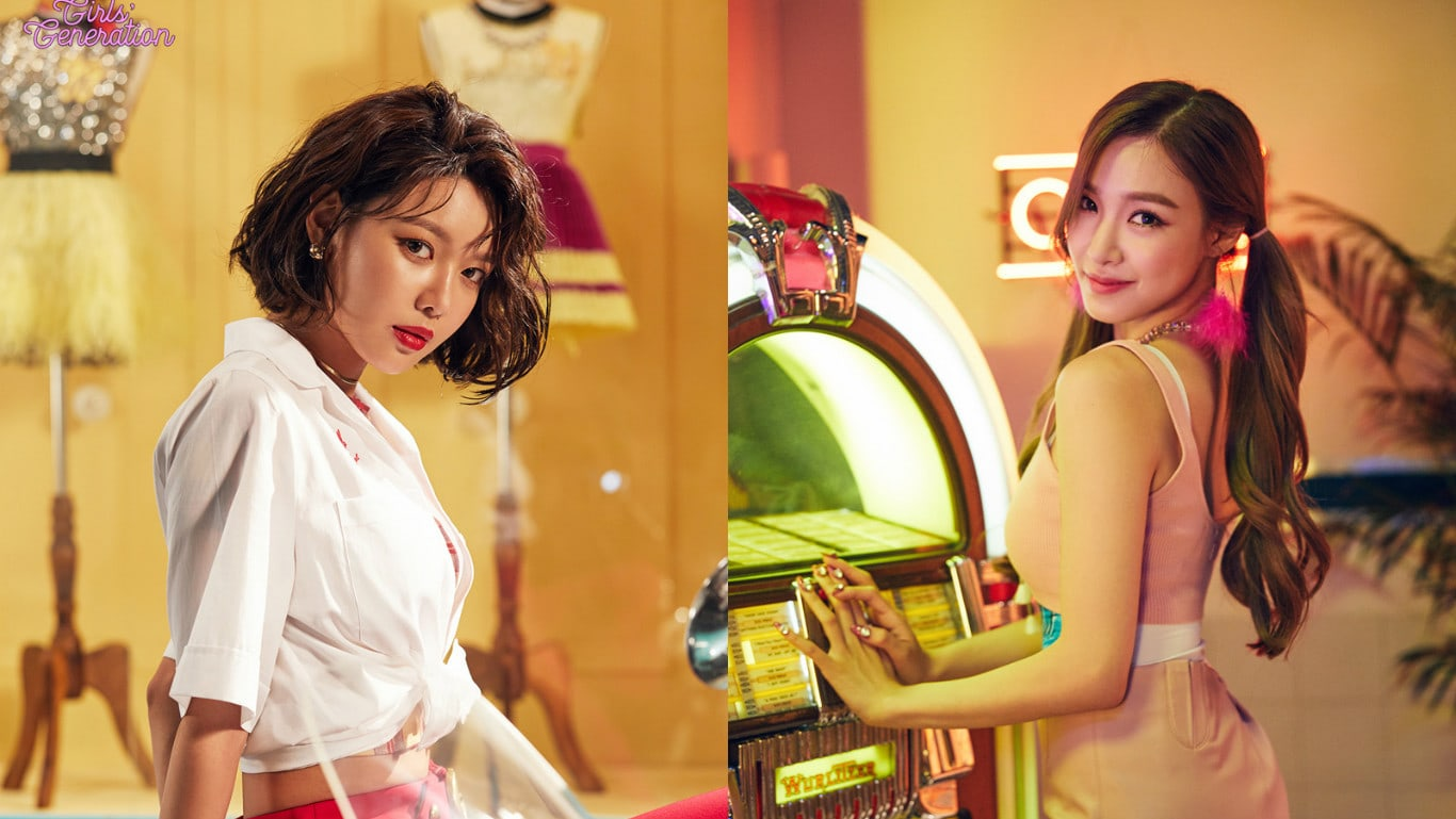 Girls Generations Sooyoung And Tiffany Talk About The Times They Almost Got Into A Fight