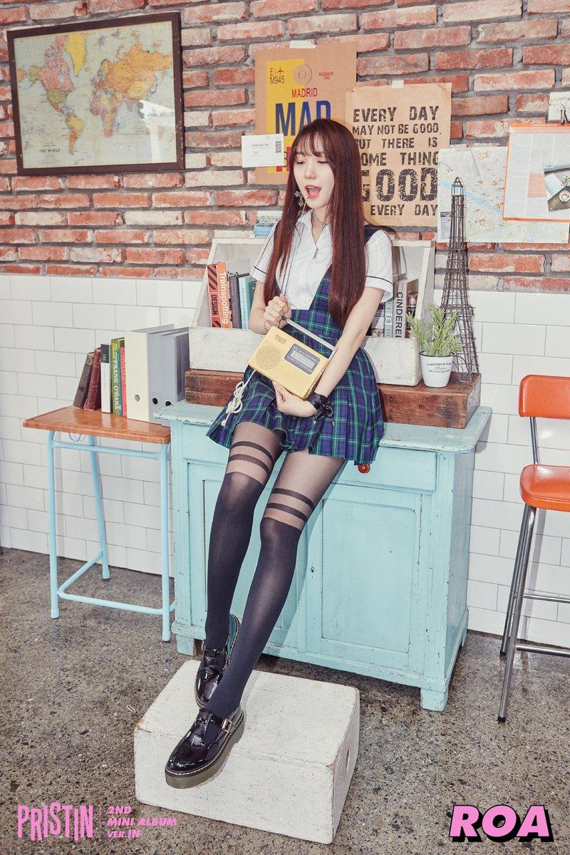 "Pristin >> Mini Album Debut ""HI Pristin"" - Página 2 PRISTIN-Roa"