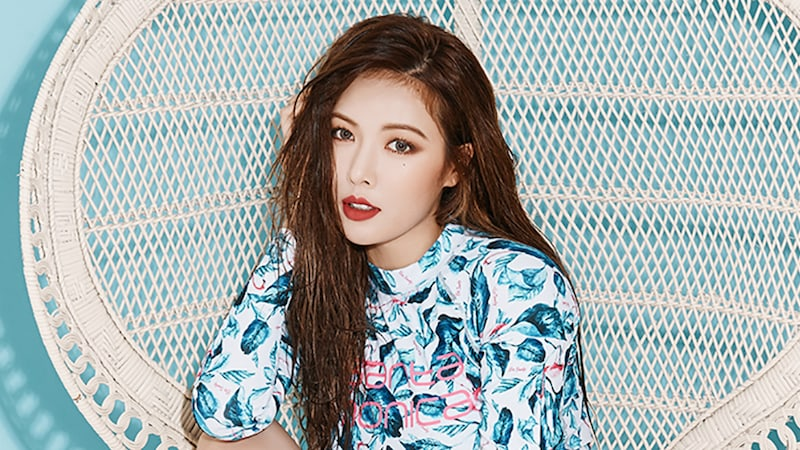 HyunA Talks Candidly On Why She Thinks She's Popular And What She Does In Her Free Time