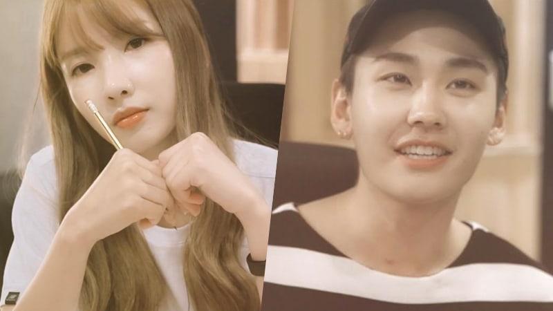 """Watch: Jisook and BTOB's Ilhoon Share New Teaser For """"Baesisi"""""""