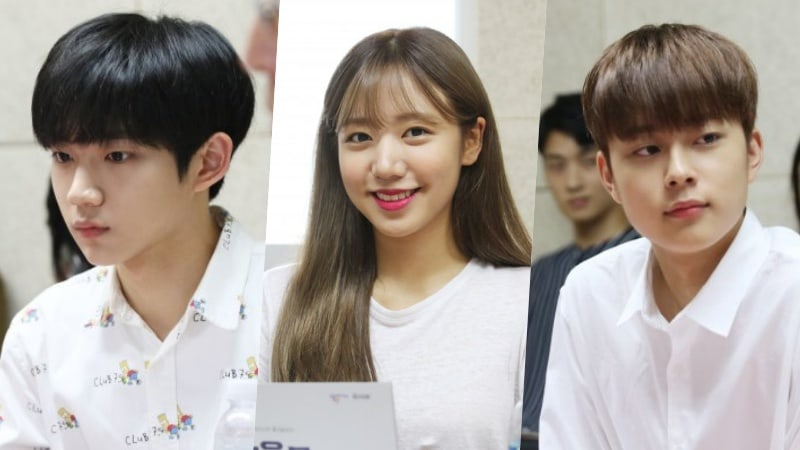Ahn Hyeong Seop, Yoo Seon Ho, And Apink's Namjoo Gather For 1st Script Reading Of Their Web Drama