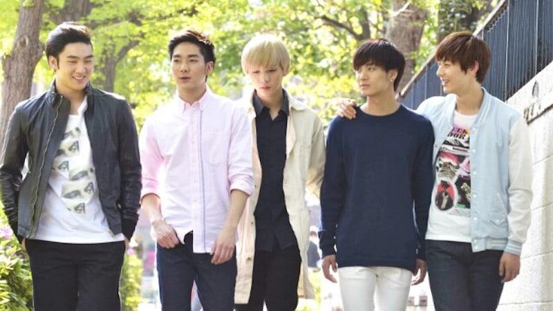 NU'EST's 2015 Japanese Film To Hit Korean Theaters In September