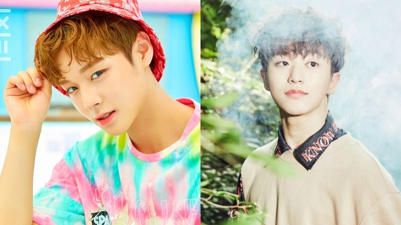 Wanna One's Park Ji Hoon And ONF's Laun Reunite And Share Cute Photo