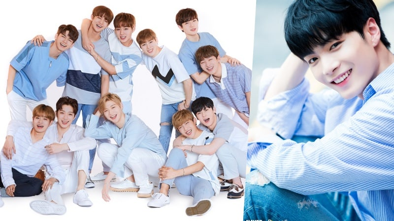 NUESTs JR Picks Which Members Of Wanna One Would Be Perfect For tvNs Suspicious Singer