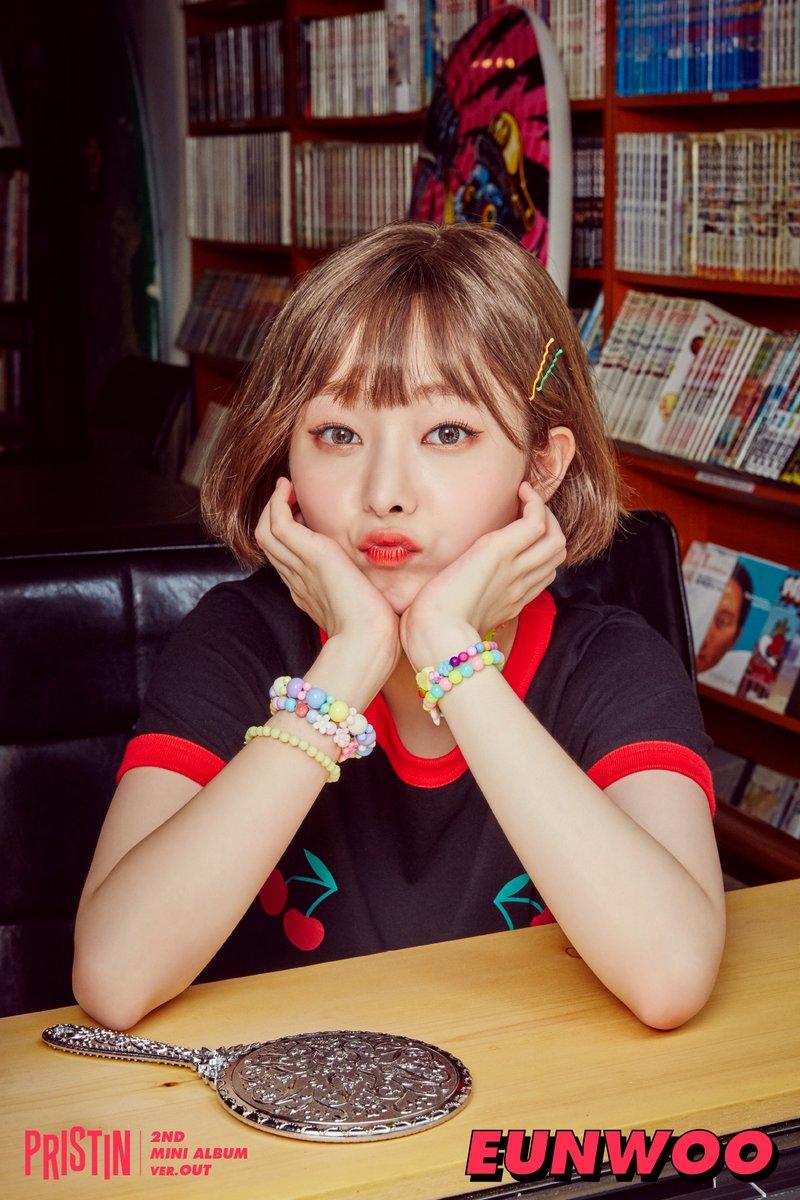 "Pristin >> Mini Album Debut ""HI Pristin"" - Página 2 Pristin-eunwoo"