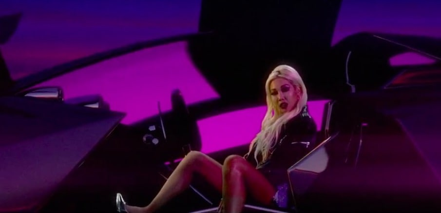 Watch: Jessi Drops Video For English-Language Track Arrived
