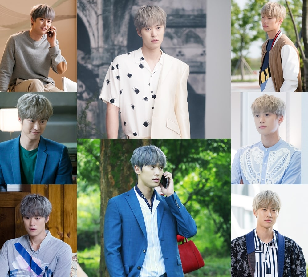 """Gong Myung Is The God Of Fashion With His Unique Style In """"Bride Of The Water God"""""""