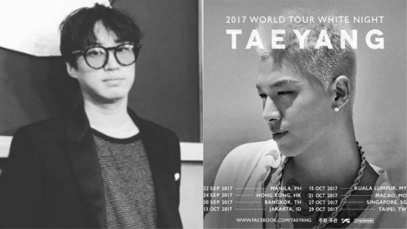 Epik High's Tablo Fanboys Over BIGBANG Taeyang's Highly-Anticipated Comeback
