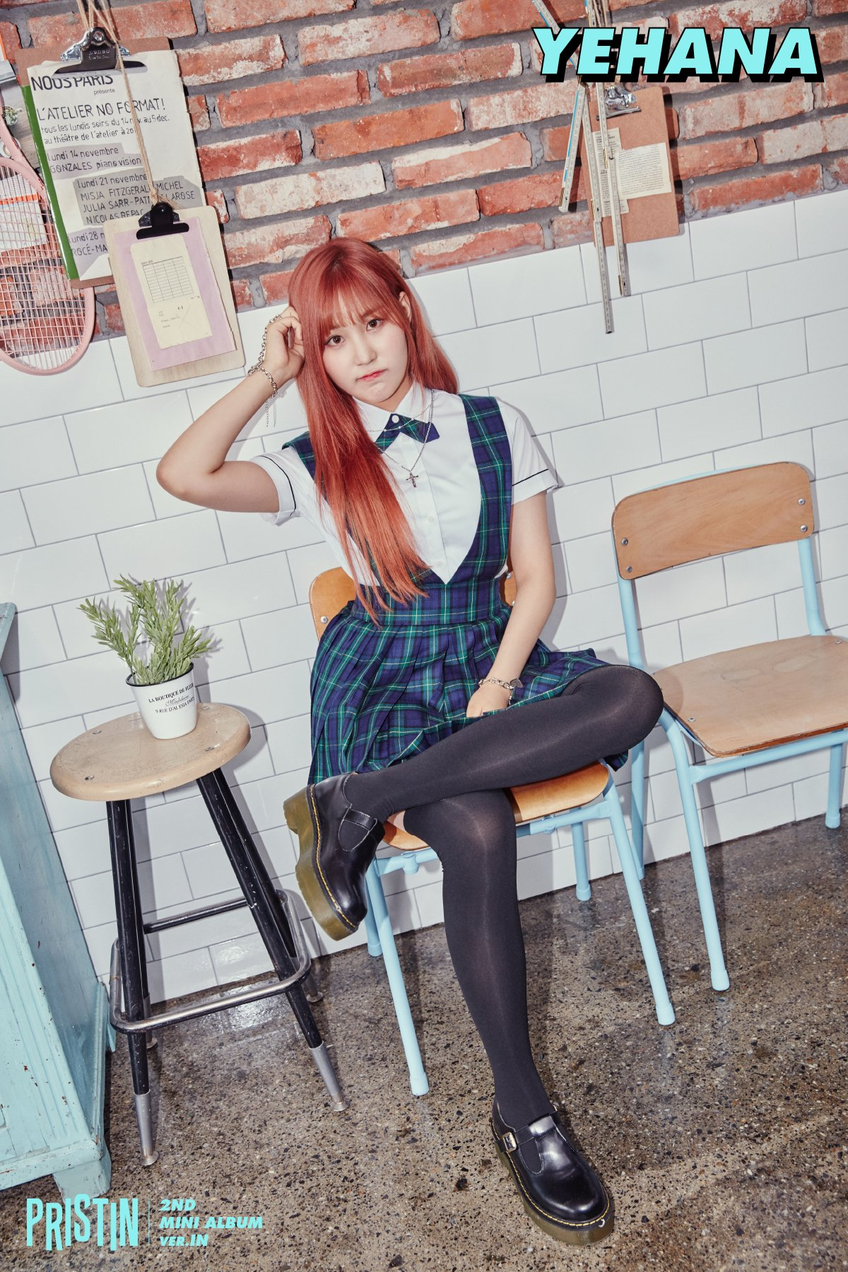 "Pristin >> Mini Album Debut ""HI Pristin"" - Página 2 Yehana-pristin"
