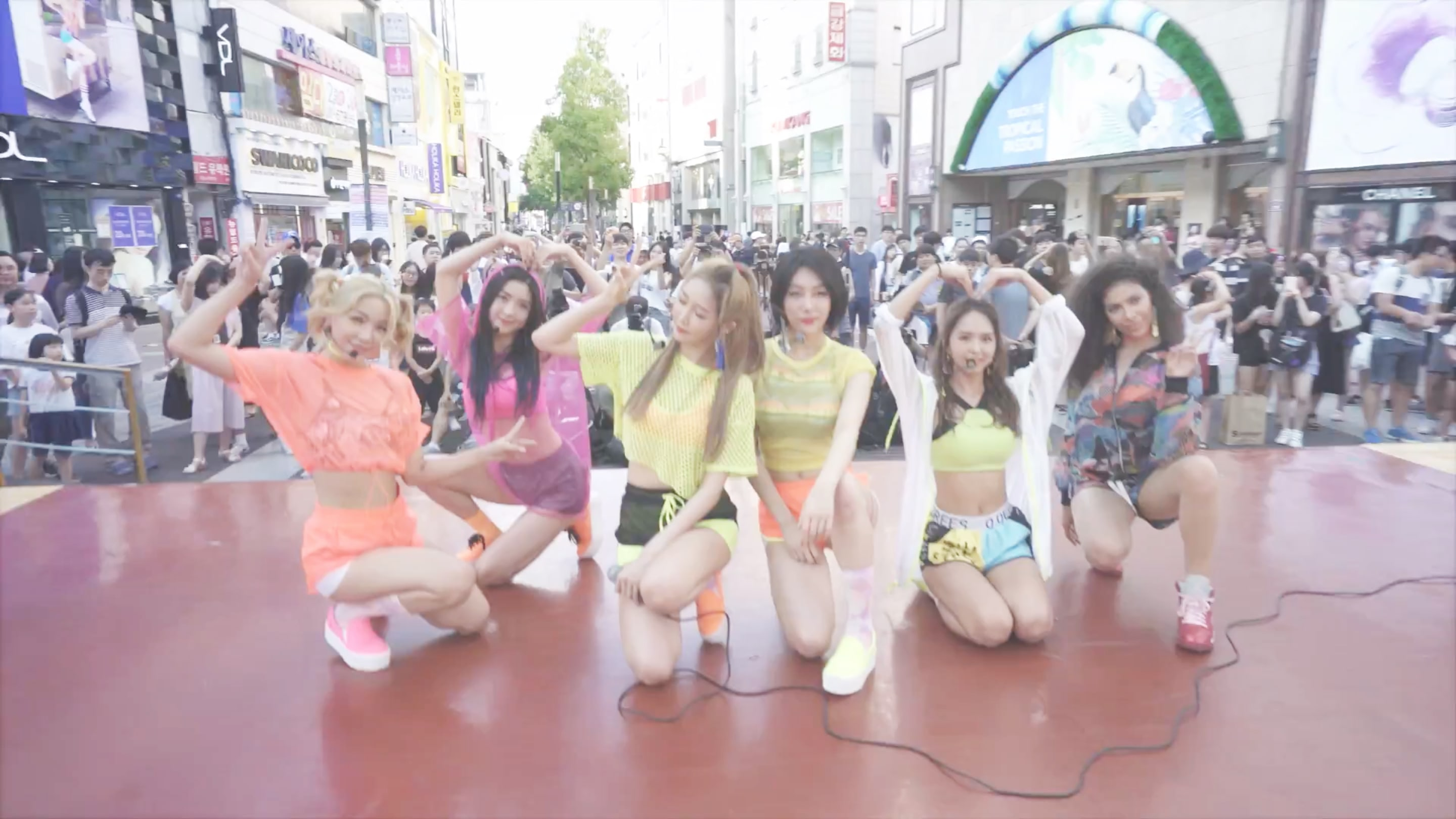 Watch: BP Rania Teases Comeback Track Beep Beep Beep Through Busking Compilation Video