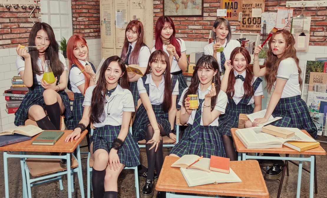 Image result for pristin 2017