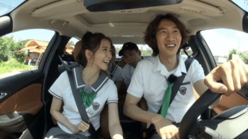 Lee Kwang Soo Reveals What He Would Do For Girls Generations YoonA On Running Man