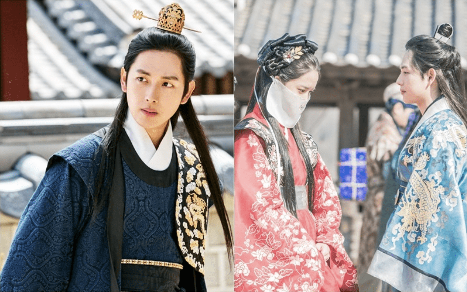 The King Loves Reveals Story Behind Dramas Beautiful Costumes