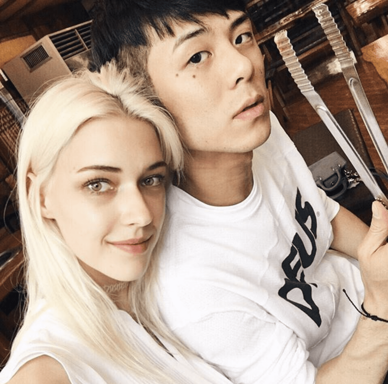 Beenzino Sends Unique Gift To Girlfriend Stefanie Michova From The Army