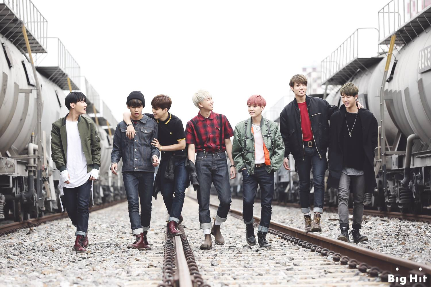 """BTS Reveals More Details Of """"The Most Beautiful Moment In Life"""" Story With """"The Notes"""""""
