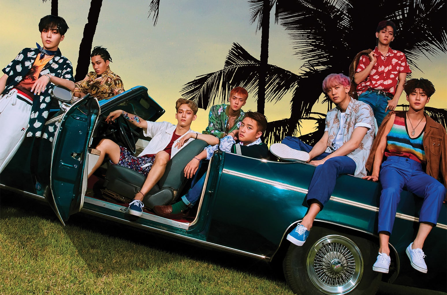 EXO Remains On Top With Ko Ko Bop; Soompis K-Pop Music Chart 2017, August Week 2