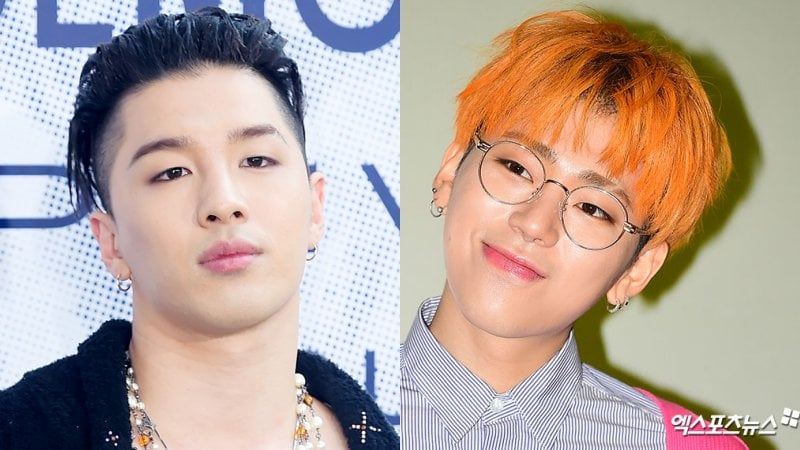 Block B's Zico To Feature On Taeyang's Comeback Solo Album Track