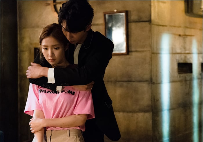 """Nam Joo Hyuk Surprises Shin Se Kyung With A Sweet Back Hug In """"Bride Of The Water God"""" Preview Stills"""