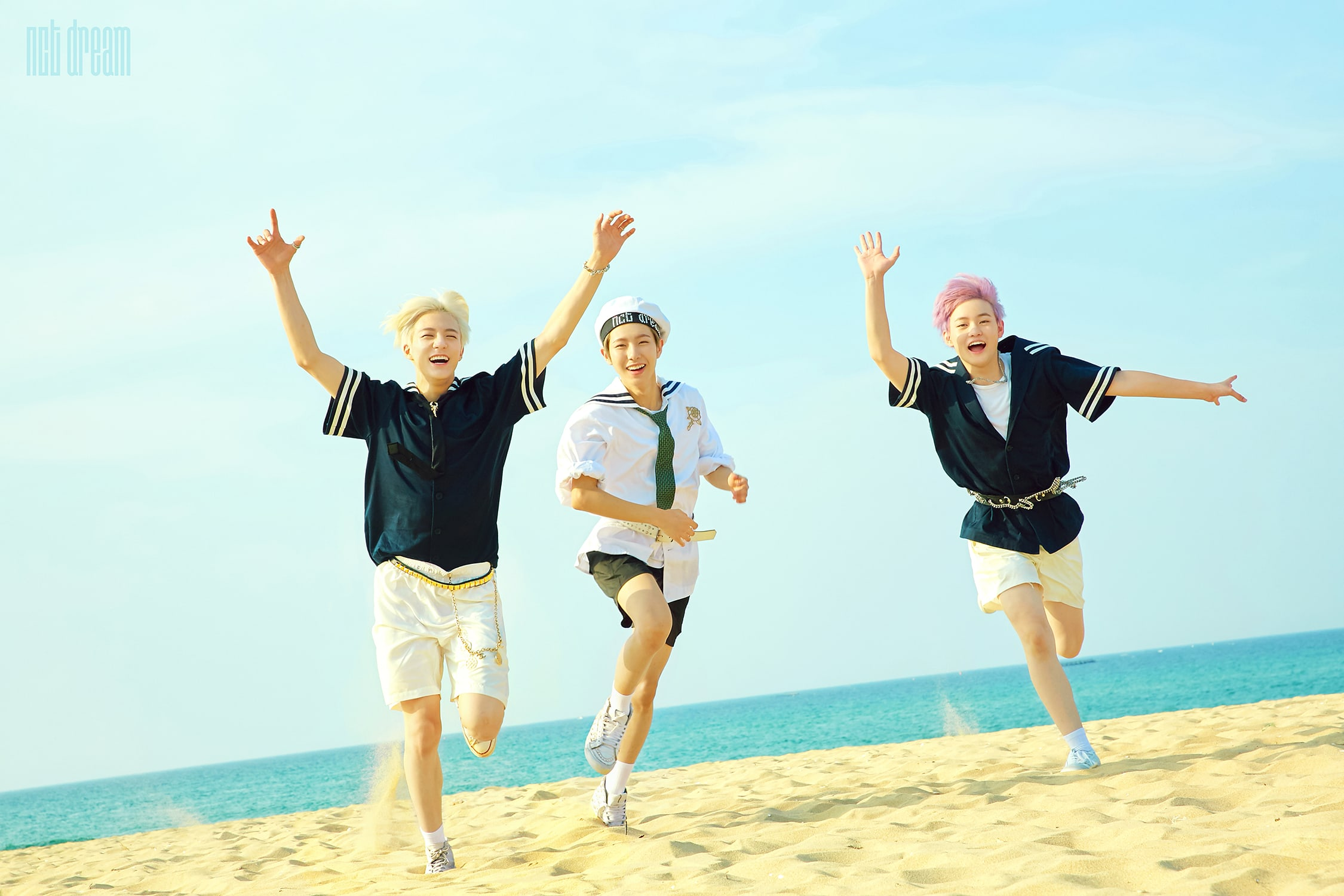 """NCT Dream Shares Fun Group Photos For Mini Album """"We Young"""
