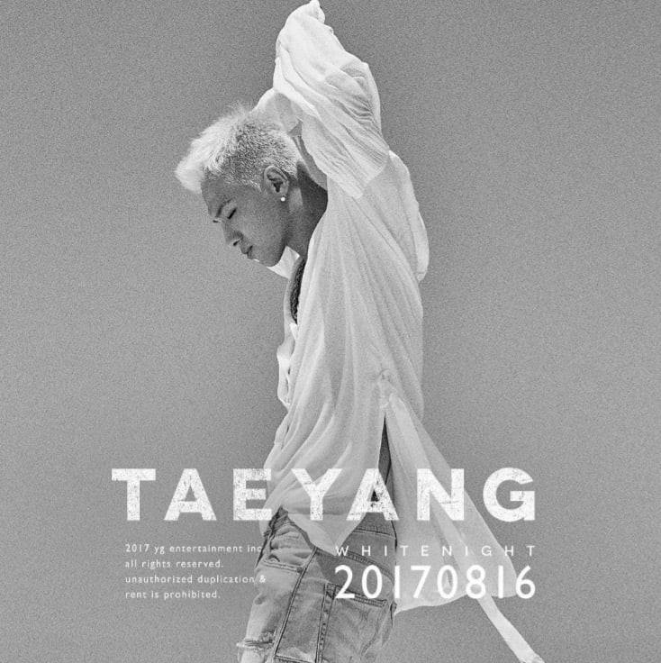 Taeyang Unveils Artistic New Album Cover Complete With Real Feathers And Flowers