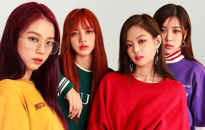 BLACKPINK Revs Up For Japanese Debut Through Collab With NYLON JAPAN And SHEL'TTER