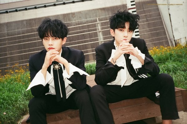 Longguo & Shihyun's Agency Announces They Are No Longer Accepting Certain Fan Gifts And Shuts Down Fan Cafe