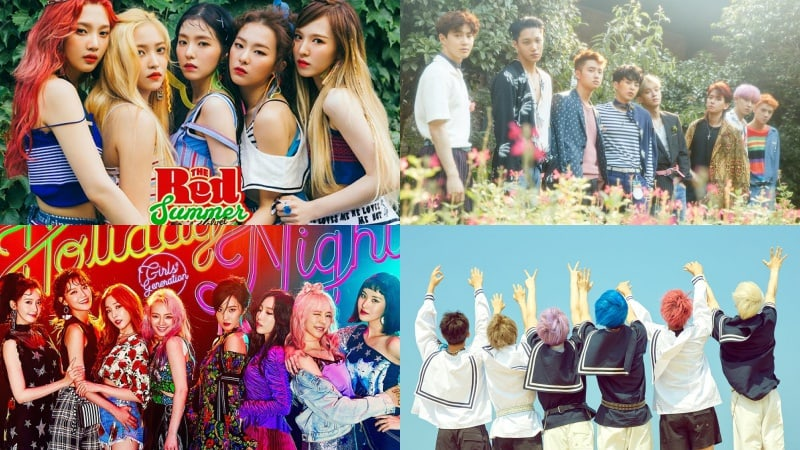 SM Entertainment Explains Why They Have Had So Many Comebacks This Summer