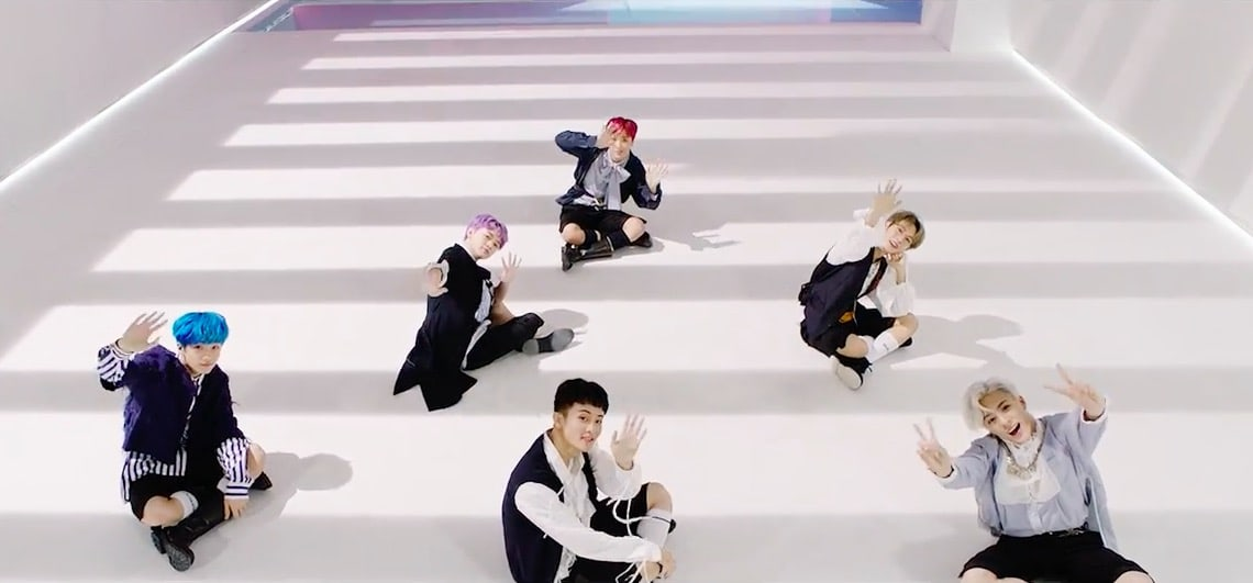 "Watch: NCT Dream Shares Fun Teaser For ""We Young"" MV"
