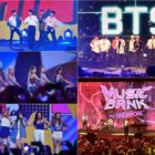 """Watch: BTS, SHINee, Red Velvet, CNBLUE, And MAMAMOO Perform At """"Music Bank In Singapore"""""""
