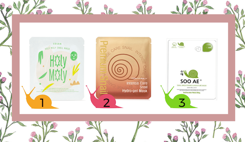 Slimy K-Beauty! Snail Masks To Get Your K-Drama Star Skin