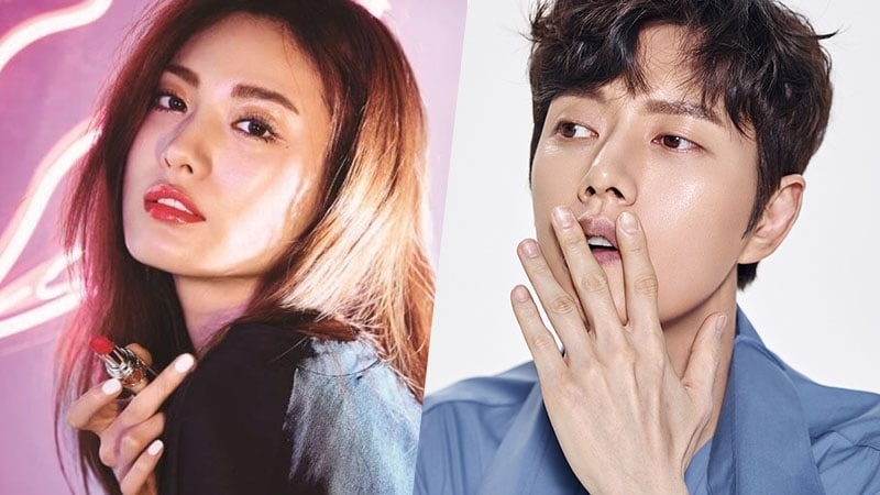 After Schools Nana In Talks To Join Park Hae Jin In New Drama