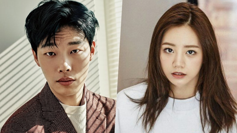 Breaking: Girl's Day's Hyeri And Actor Ryu Jun Yeol Confirmed To Be Dating