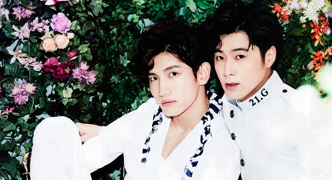 TVXQ To Hold Press Tour And Kick Off Activities As Full Group