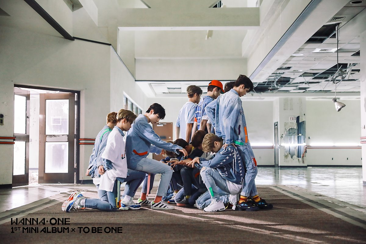 """Watch: Wanna One Releases Performance Version MV After Hitting MV Milestone For """"Energetic"""""""