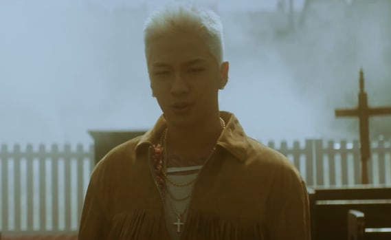 "Watch: BIGBANG's Taeyang Is Here To Slay With MVs For ""Darling"" And ""Wake Me Up"""