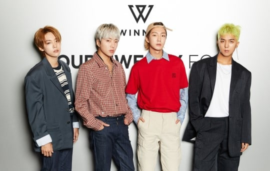 WINNER Shares What Kind Of Group They Want To Become