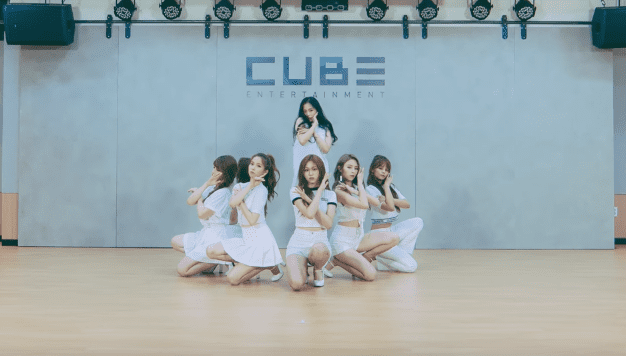 """Watch: CLC Gives Closer Look At Elegant Choreography For """"Where Are You?"""" In Practice Video"""