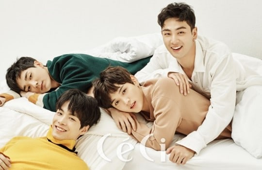 NU'EST W Share What Makes Them Happiest And Their Goals For The Year