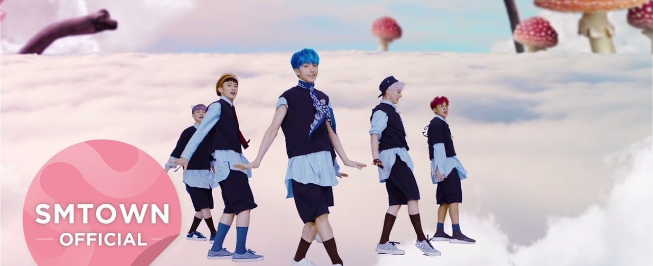 """Watch: NCT Dream Sings """"We Young"""" In New MV"""