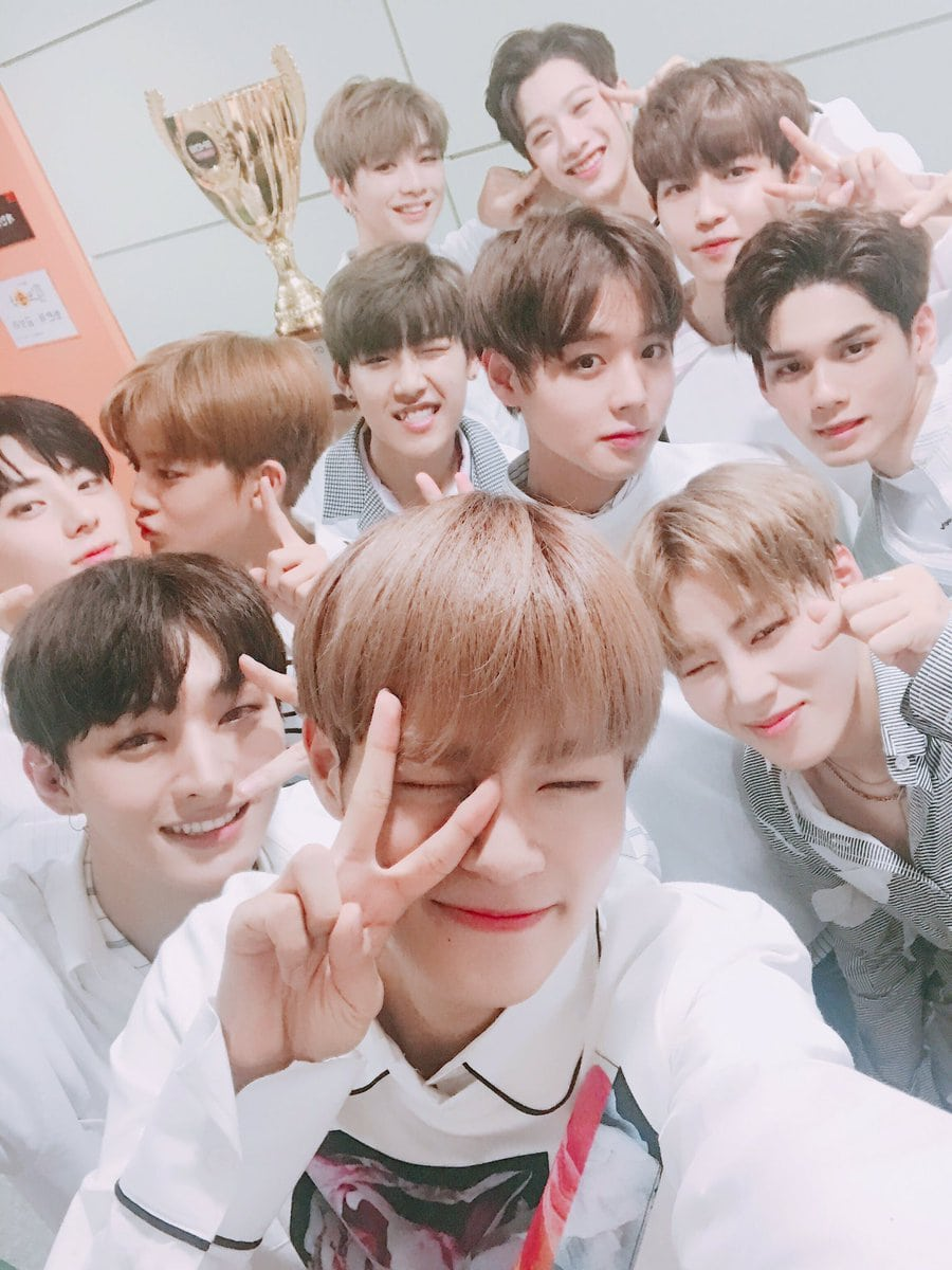 """Wanna One's Win Brings """"Show Champion"""" Highest Viewership Ratings In Show's History"""