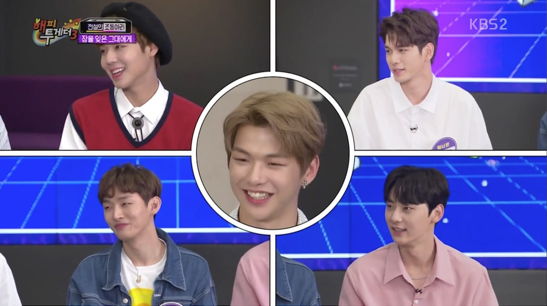 Wanna One Members Reveal Their Personal Idol Role Models
