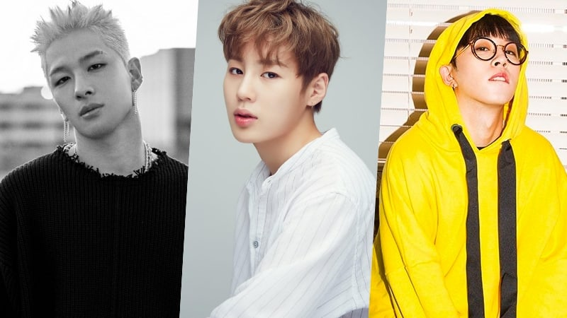 """Taeyang, Ha Sung Woon, Taeil, And More To Appear On """"Short Party"""" For """"Infinite Challenge"""""""