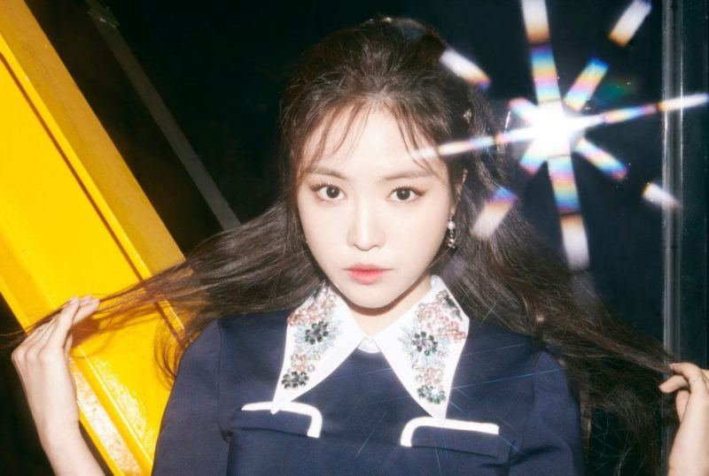 Apinks Son Naeun Receives Offer To Star In New Horror Film